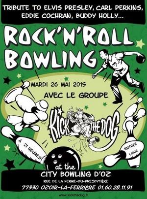 Rock'n'roll bowling mardi 26 mai