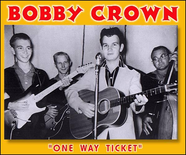 Blog de elpresse : ELVIS ET LE ROCKABILLY, bobby crown