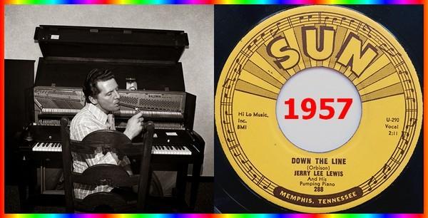 Jerry Lee Lewis - Ses 20 Plus Grands Succès