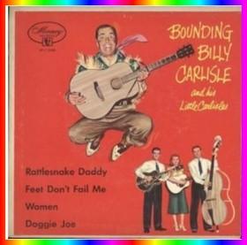 Bounding Billy Carlisle