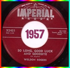 Weldon Rogers