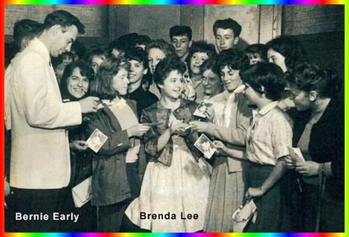 Bernie Early et Brenda Lee